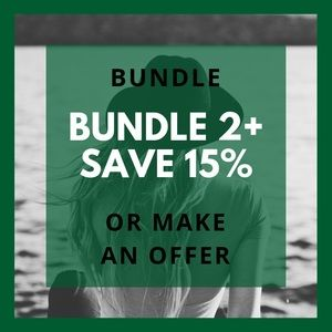 Other - 🎉⚜️BUNDLE & SAVE :: 2 or More Items Save 15% 🤩😎